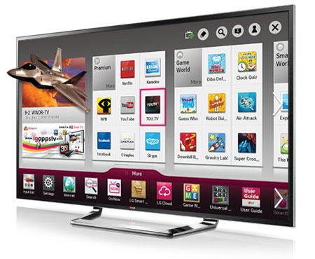 Tv 4K LG: design ed eleganza