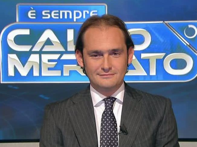 Gianluca Di Marzio e il calciomercato