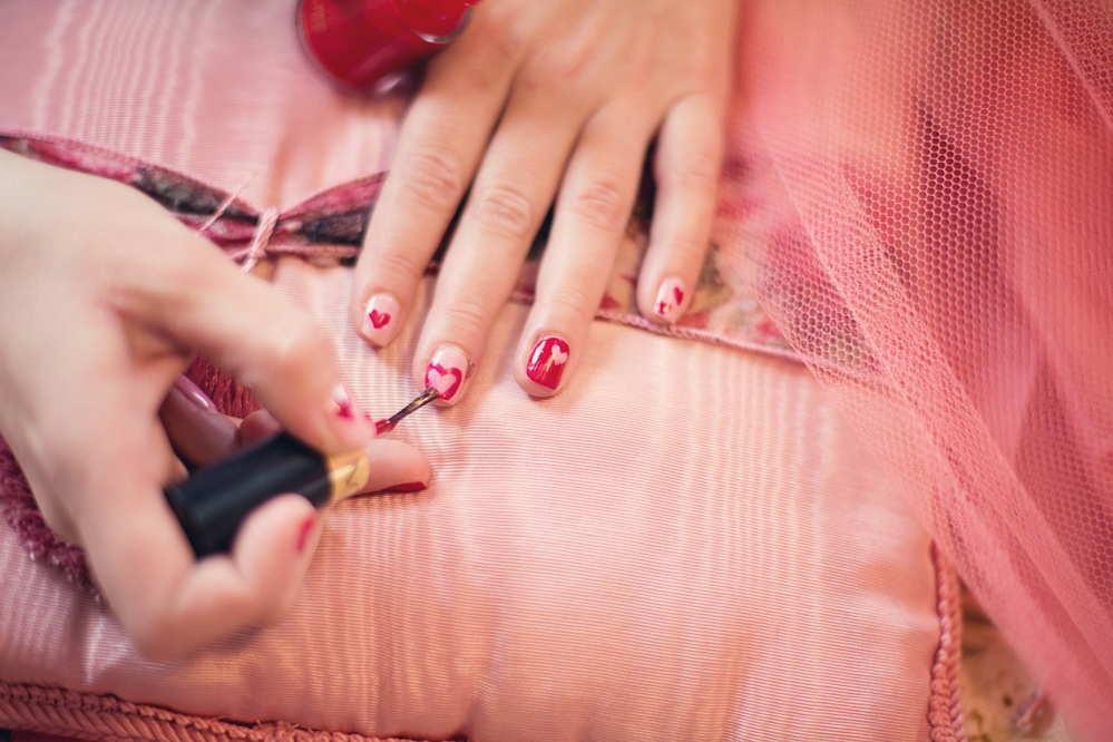 Kit per la ricostruzione delle unghie