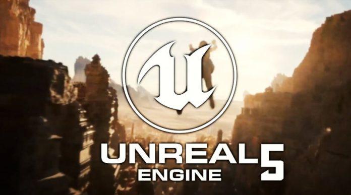 Unreal Engine 5 e PS5 insieme per un'esperienza di gioco unica